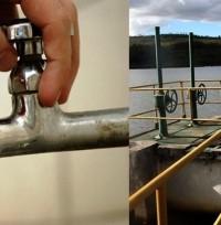 Racionamento de água em Brasilia.